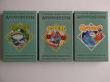 ti994a 'Parker Brothers' GAME modules + Manuals + original Box's.
