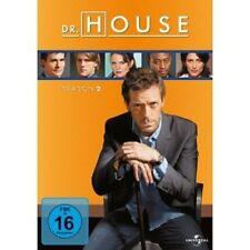DR.HOUSE SEASON 2 - 6 DVD NEUWARE HUGH LAURIE,LISA EDELSTEIN,OMAR EPPS