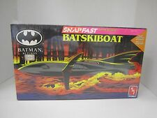 BATSKIBOAT - Batman Returns -- amt-Ertl 1992- Sealed - Snapfast for the Beginner