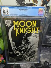 Moon Knight #17 Marvel Comics 1st Appearance Third World Slayers CGC 8.5