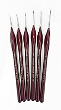 Artmaster Artists & Modelmakers Fine Detail Brush Set of 6