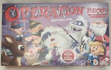 Operation Game Rudolph the Red-Nosed Reindeer Christmas Collector's Edition NEW