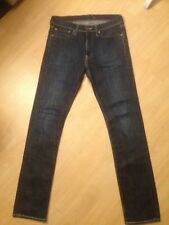 LEVI'S 510 jean homme taille 40/42 ( USA = 31/32 ) bleu
