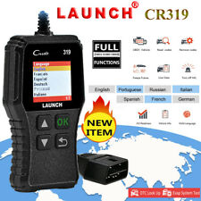 LAUNCH X431 Creader CR319 OBD2 Scanner Car Diagnostic Tool Auto EVAP Code Reader