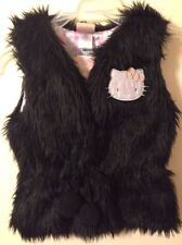 Faux Fur Vest Sleeveless Outerwear (Sizes 4 & Up) for Girls