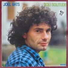 Football Joel Bats Maxi 45 Tours 1986