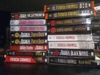 Patricia Cornwell Lot of 10 Mass Market Paperback Randomly Select, No Duplicate