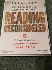 Reading Reconsidered : A Guide to Rigorous Literacy Instruction in the Common...