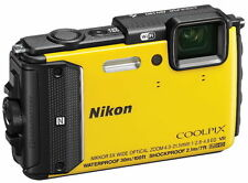 Nikon Point and Shoot Digital Cameras