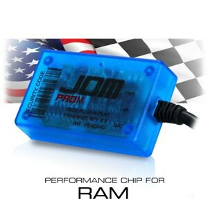 For Dodge RAM 1500 Stage 3 Performance Chip Fuel Racing Speed True Plug n Play