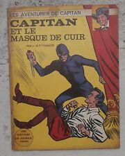 Capitan et le masque de cuir EO 1967 H12 Funcken