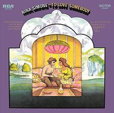 Nina Simone - To Love Somebody [New Vinyl] Holland - Import
