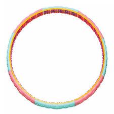 HEALTH HOOP® Hula Hoop Reifen 2,1kg mit Massagenoppen + Magnete 107cm