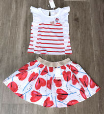Catimini Girls outfit BNWT ‼️‼️age 4 Yrs RRP £74 ‼️‼️