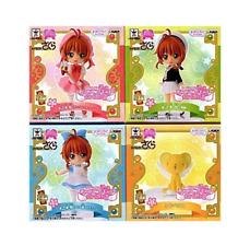 Card Captor Sakura Atsumete figure for Girls 1 Full 4 Set BANPRESTO kero Japan