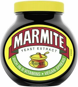 Marmite Large Yeast Extract 55g Vegetarian, Rich with vitamin B Free Shipping