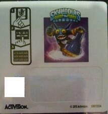 Super Gulp Pop Fizz Skylanders Swap Force Sticker/Code Only!