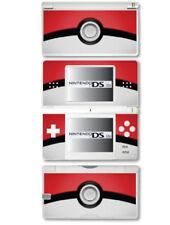Cover e adesivi brillante DS Lite per videogiochi e console
