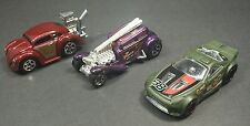 Hot Wheels Scorcher-Straight Pipes-Volkswagon Beetle Malaysia