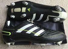 ADIDAS PREDATOR X SG FOOTBALL BOOTS UK 10.5