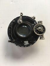 Antique IBSO shutter with Zeiss Jenna Tessar 105mm F6.8 445146 lens Gaultier