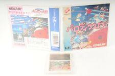Parodius Da NEC PC Engine PCE Hu Japan JP Game #370