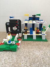 LEGO Freekick Frenzy (3423) And LEGO Grandstand (3403). Sports, Soccer