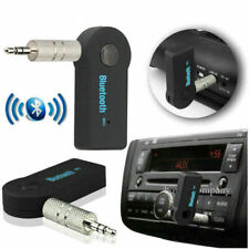 Ricevitore Adattatore Jack 3.5mm Vivavoce Bluetooth V3.0 Auto AUX Stereo Audio
