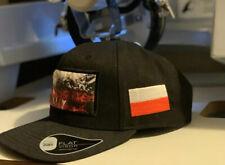 EmbroIdery Cap,SnapBack , Polish national Logo, Polska