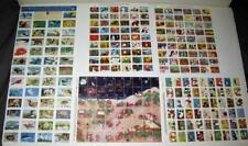 Vintage Lot CHRISTMAS SEAL STAMPS American Lung Association 1976-1994