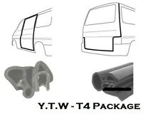VW T4 REAR DOOR AND SIDE SLIDING DOOR RUBBER SEALS / PACKAGE   1609 + 2700-PP
