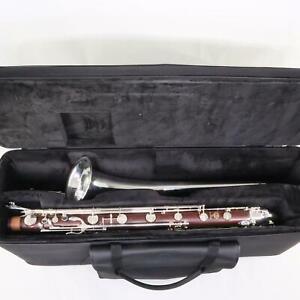 Selmer Paris Rosewood BBb Contrabass Clarinet Range To LOW C SN S04359 OPEN BOX