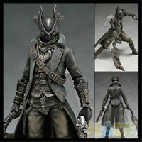 Game Figma 367 Hunter Bloodborne Action Figure PVC Toy New In Box 15cm