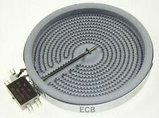 Kochplatte für Ceranfeld 185mmØ 1800W 230V - 00647881 - Siemens Bosch Neff