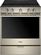 Whirlpool Slide In Range Sunset Bronze Weea2Hohn