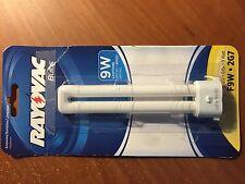 Rayovac F9W-2G7 Fluorescent Tube Light Bulb  9-Watt
