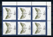 """BUND Nr.1604 ** ECKRAND-6er-Block FORMNUMMER """"2"""" !!! (110913)"""