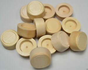 Wooden Cask Keystones / No.2 Keystones Plugs / Real Ale / Brewing Supplies Lime