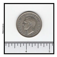 1939 Great Britain Two Shillings (0.500 Silver)
