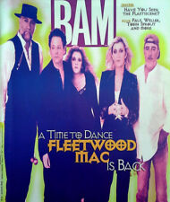 FLEETWOOD MAC  - BAM MAGAZINE - COVER STORY  - AUGUST 22, 1997
