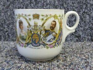 King George V Coronation Mug 1911 Hugh Corbet Vincent Mayor Bangor