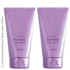 2 x Avon Femme Exclusive Body Lotion // Perfumed Fragrance 150ml (RRP £8)