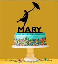 Personalised Mary Poppins Cake Topper