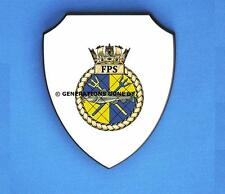 FISHERY PROTECTION SQUADRON WALL SHIELD (FULL COLOUR)