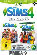 Die Sims 4 & Jahreszeiten/Seasons Bundle - Originalspiel + DLC EA Origin PC/MAC