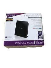 Netgear C6250 AC1600 Wi-Fi DOCSIS 3.0 Cable Modem Router Combo FAST SHIP! NEW!