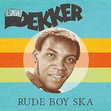 Desmond Dekker - Rude Boy Ska 180 gram LP - 2016 Record Store Day - RSD