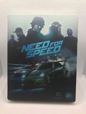 Need for Speed Steelbook Edition (Sony PlayStation 4, 2015) Used