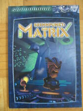 SHADOWRUN Brennpunkt Matrix 3.01 D - FASA 10756 Deuts SR Rollenspiel Roleplaying