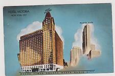 Nyc Hotel Victoria, Seventh Ave & 51St Street, New York City